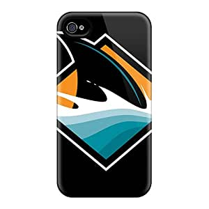 Quality Oilpaintingcase88 Cases Covers With Shark Sign Nice Appearance Compatible With Iphone 6