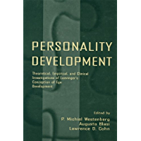 Personality Development: Theoretical, Empirical, and Clinical Investigations of Loevinger's Conception of Ego Development (English Edition)