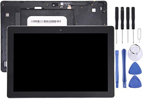 Black LCD Display Touch Screen Digitizer Frame For ASUS ZenPad 10 Z300C Z300CG