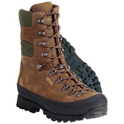 Kenetrek Mountain Extreme 400 Boots, Brown, 10.5 by Kenetrek