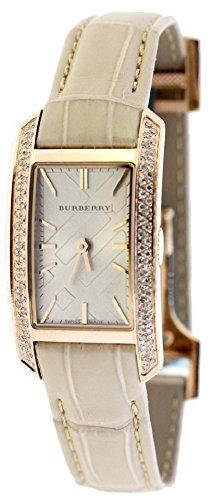 Burberry The Pioneer BU1119 20mm Limited Edition Diamond Bezel Women's Watch