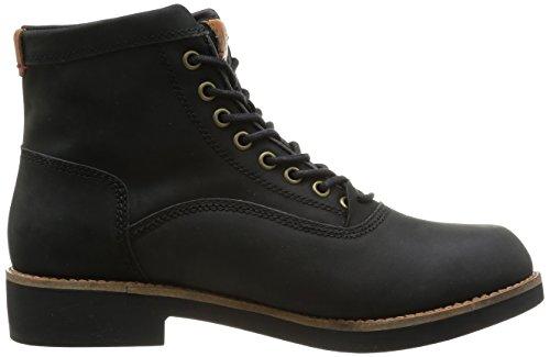 Lawndale Regular 711 59 222501 Lace Herren Stiefel Black Worker Schwarz Levi's SwqB8FF