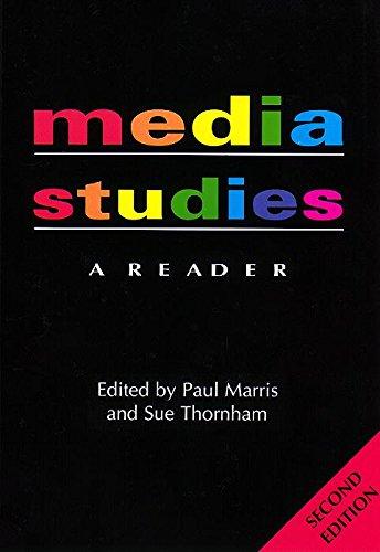 Media Studies: A Reader - 2nd Edition
