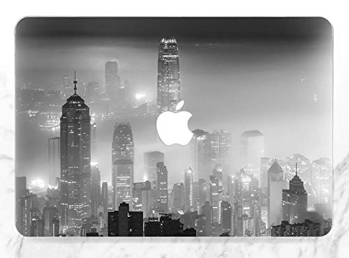 Urban New York City Design Hard Cover Case Macbook Pro Retina Air 11 12 13 15