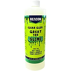 Beacon Adhesives Clear Glue for Slime, 32 oz.