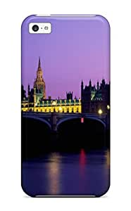fenglinlinNew Style Tpu 5c Protective Case Cover/ Iphone Case - Big Ben Houses Of Parliament England 7894386K35835540