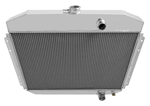Champion Cooling, 3 Row All Aluminum Radiator for Ford F-Series Trucks, CC6164