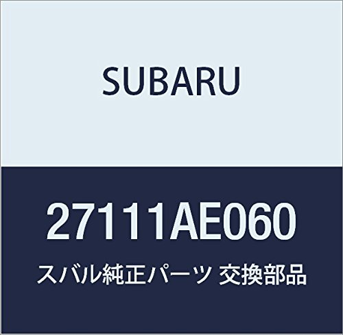 SUBARU (スバル) 純正部品 プロペラシヤフト アセンブリ 品番27111AJ121 B01NAE2QFB -|27111AJ121