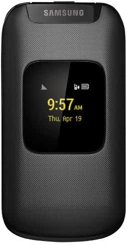 Samsung Entro Mobile Phone Black   Virgin Mobile