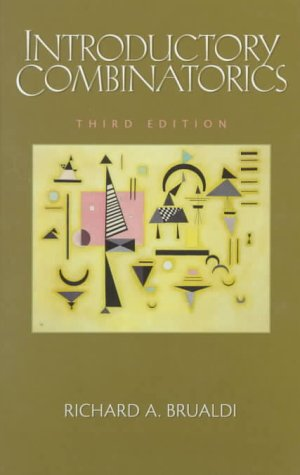 Introductory Combinatorics (3rd Edition) (Discrete Math With Graph Theory 3rd Edition)