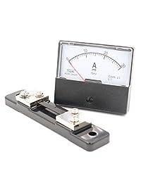 1pcs 670 30 A Analog Panel AMP Meter actual amperímetro DC 0   30 A + derivación