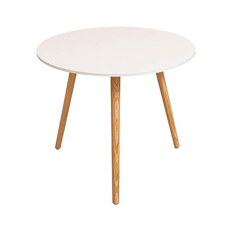 Mini mesa redonda, Balcón Mesa de centro pequeña Mesa de ...