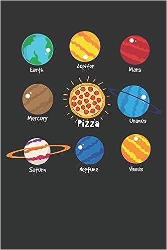 Earth Jupiter Mars Mercury Pizza Uranus Saturn Neptune Venus 2020