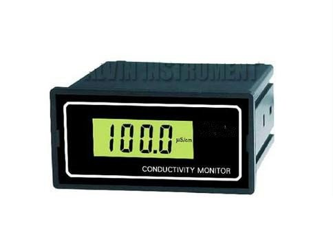 Gowe Online Conductivity Monitor Tester METER Range0~2000uScm Control outputONOFF high limit relay