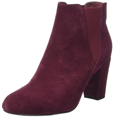 Shoe Rouge S Femme 194 Burgundy Bear Bottes the Hannah qr1wS6Fq