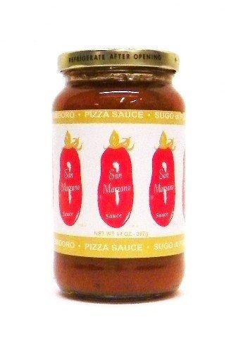 Pizza San Marzano (San Marzano Pizza Sauce 14 oz)