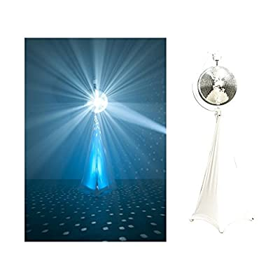Eliminator Lighting Decor MBSK mirror ball stand ( by Eliminator Lighting