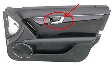 Amazon com: New Mercedes C-CLASS W204 RIGHT side chrome inside