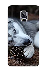 New Arrival Animal Dog For Galaxy S5 Case Cover Pattern For Gifts