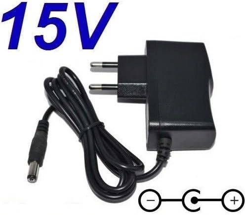 Cargador Corriente 15V Reemplazo Aspirador Electrolux Ergorapido ...