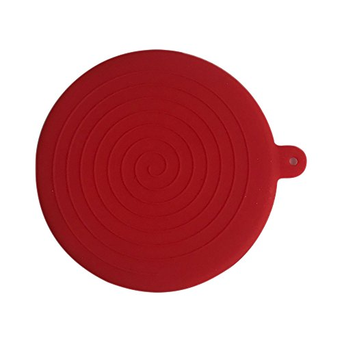Think Crucial Replacement for Aerobie Aeropress Silicone Travel Cap Lid, Washable & Reusable