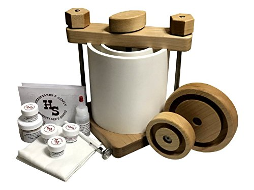 Cheddar Cheese Making - Hard Cheese Making Kit