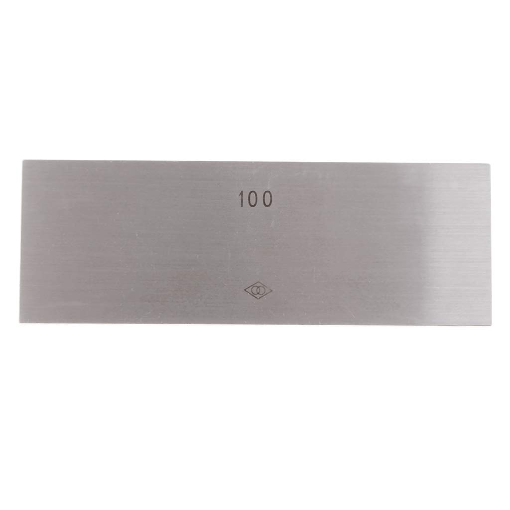 as described 60mm kesoto Steel Gage Block Retangular Identification Number Etched in Block 10-100mm