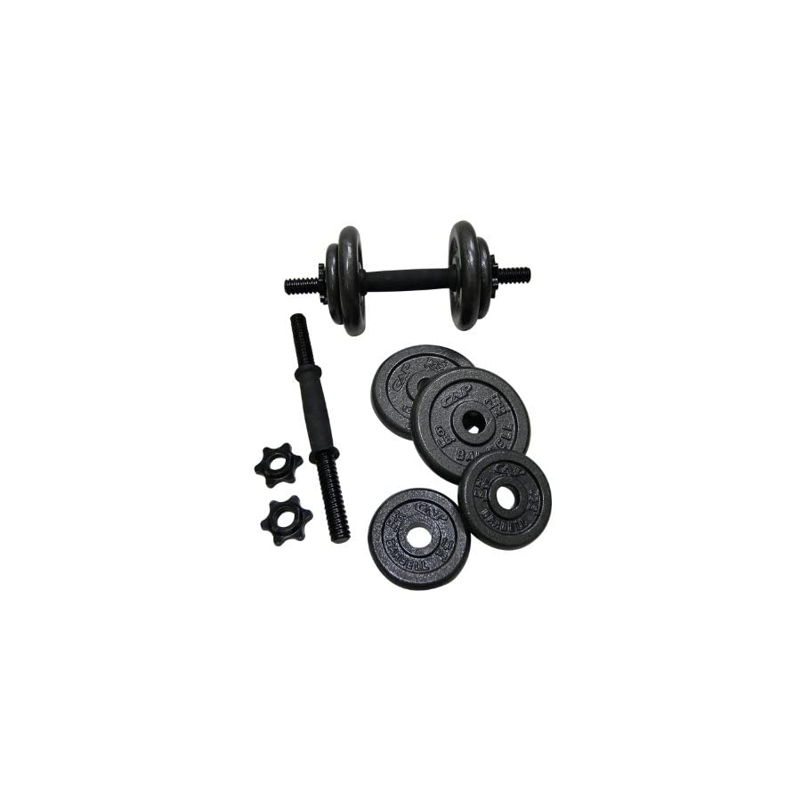 CAP Barbell RSWB CS040T Adjustable Dumbbell Set (40 Pounds)