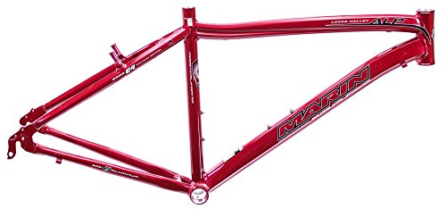 "15"" MARIN LUCAS VALLEY ALP Road Sport Bike Frame Alloy Red Brick 700c E4 NOS NEW"