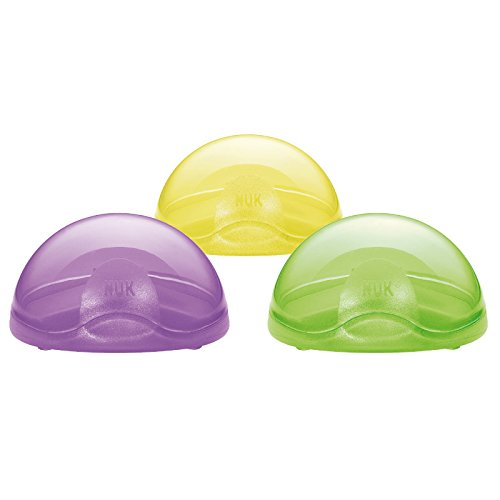 NUK Soother Travel Pod - 1 pack (colours may vary)