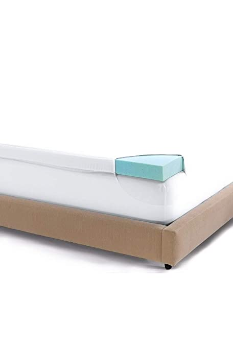 Amazon Com Serta 3 Inch Gel Memory Foam Soothing Cool Mattress