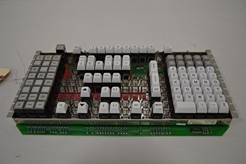 Pcb Keyboard Assembly - NEW HONEYWELL SW-12559 KEYBOARD ASSEMBLY PCB CIRCUIT BOARD D326822