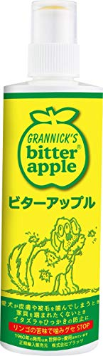 Grannick Bitter Apple with Dabber Top for Dogs - Stop Gel Spray Hot