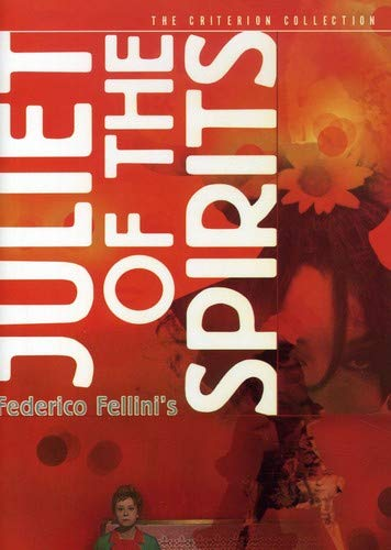 Juliet of the Spirits (Widescreen) (The Criterion Collection) Giulietta Masina Mario Pisu Federico Fellini Ennio Flaiano