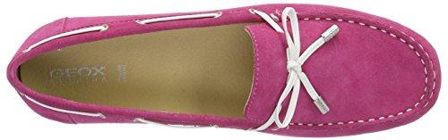 Pink Mocassins Women's D Geox a Pinkc8004 Leelyan nP4vq7qS