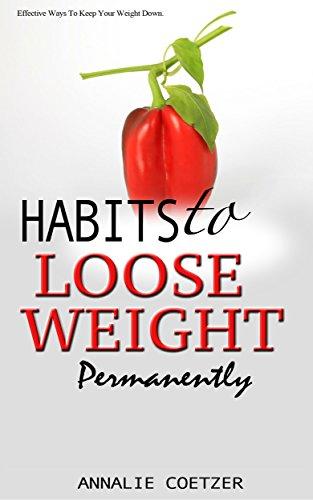 Book: TOP 10 HABITS of Slim People by Annalie Coetzer