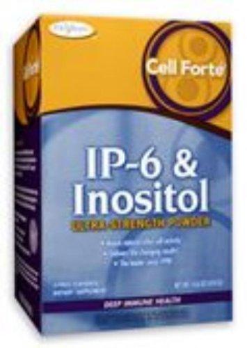 Enzymatic Therapy - Forte cellulaire avec Ip-6 Inositol, 14,6 oz de poudre