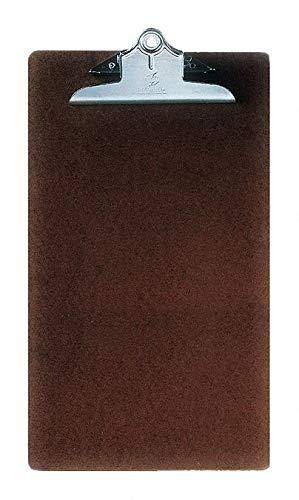 - Brown Hardboard Clipboard, Legal File Size, 9