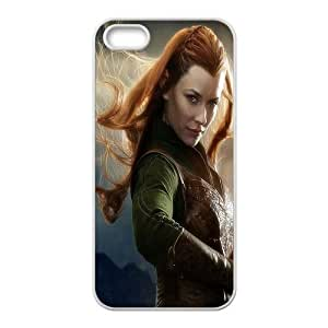 The Hobbit Diy Case for iPhone 5,5S ,Customized Hard case Fashion Style MK817687