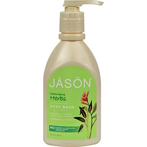 Jason Natural Products Body Wash Herbal Satin 30 Fz