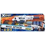 X-SHOT, EXCEL 36121 Excel Toy, Orange, Navy Blue, white ,One Size for Boy