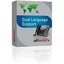 Allworx 24x / 48x Dual Language Support License