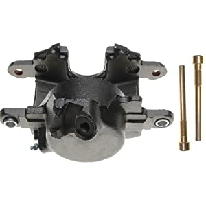 Raybestos FRC4124 Professional Grade Remanufactured, Semi-Loaded Disc Brake Caliper