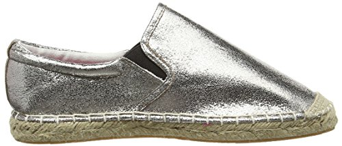 Another Pair of Shoes Ema K1 - Alpargatas para Mujer Plateado (Pewter 102)