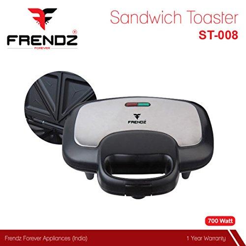 Frendz Forever ST-008 Sandwich Toaster