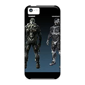 PFSyyly7738GOjWC Faddish Crysis Case Cover For Iphone 5c