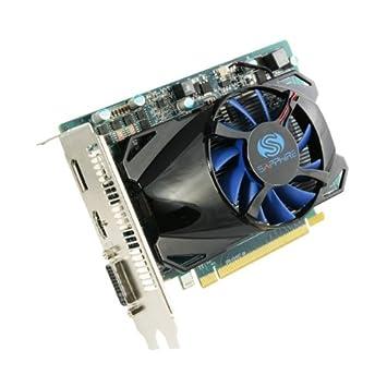 Amazon.com: Sapphire Radeon HD 7750 – Tarjeta gráfica (1 GB ...