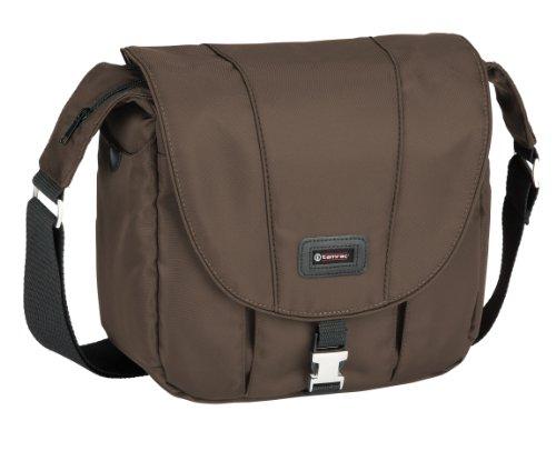Tamrac 5423 Aria 3 Camera Bag, Brown (Brown Strap Tamrac)