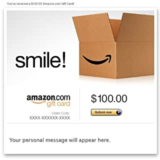 Amazon eGift Card - Smile (BT00DDVMVQ) | Amazon Products