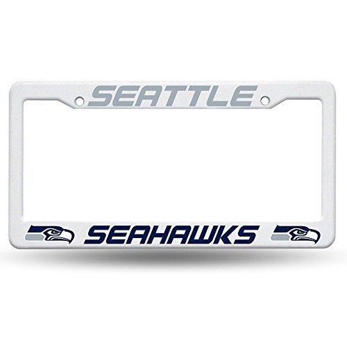 NFL Seattle Seahawks Plastic Plate Frame